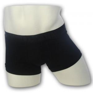 Emporio Armani - Stretch Cotton Trunk - Zwart Blend in