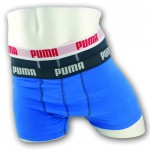 Puma Basic Boxer Shorts - 2pack - Blue
