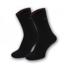 Tommy Hilfiger sokken - casual zwart - 2pack