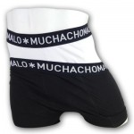 Muchachomalo - Black & White - 2pack