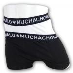 Muchachomalo - Zwart & Wit - 2pack